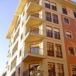 15 viviendas en Amurrio - Balcones en esquina