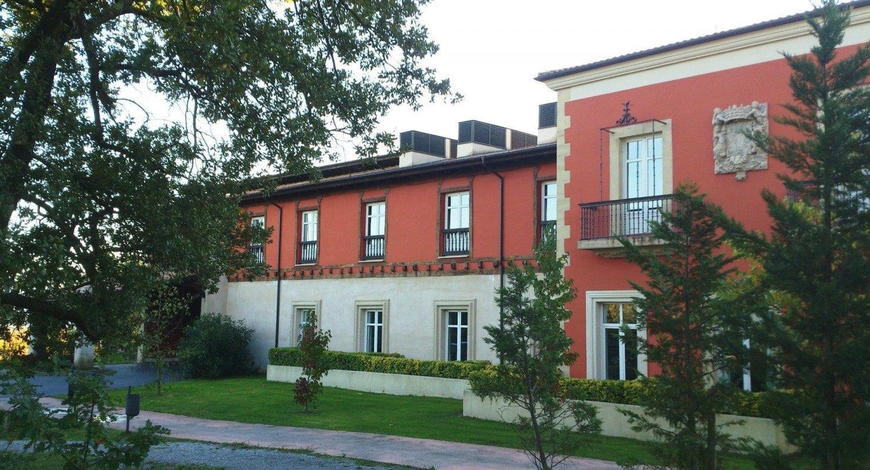 Hotel Palacio Urgoiti - Desde los jardines