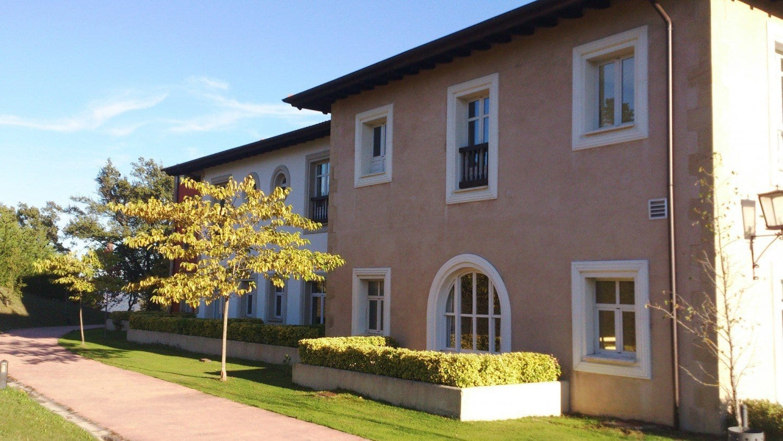 Hotel Palacio Urgoiti - Fachada norte