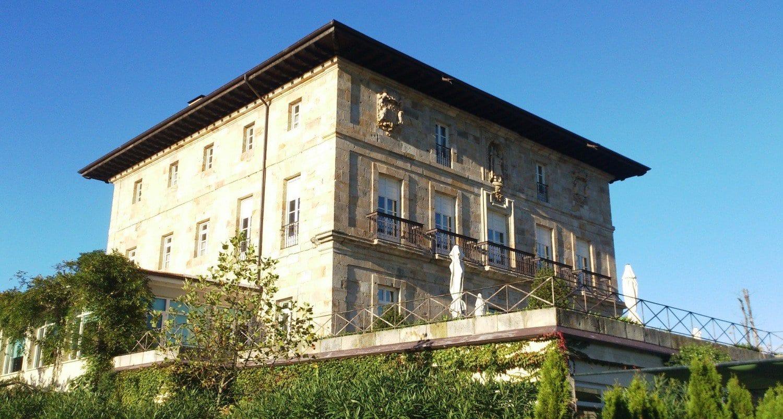 Hotel Palacio Urgoiti - Terraza principal