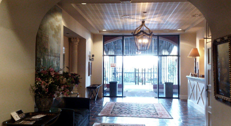 Hotel Palacio Urgoiti - Vestíbulo