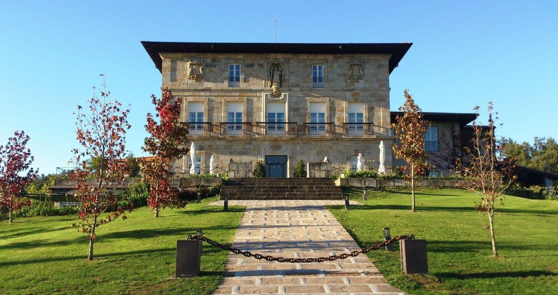 Hotel Palacio Urgoiti - Fachada del palacio