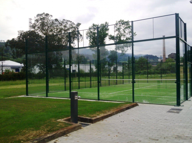 Urbanización en Güeñes - Zona deportiva