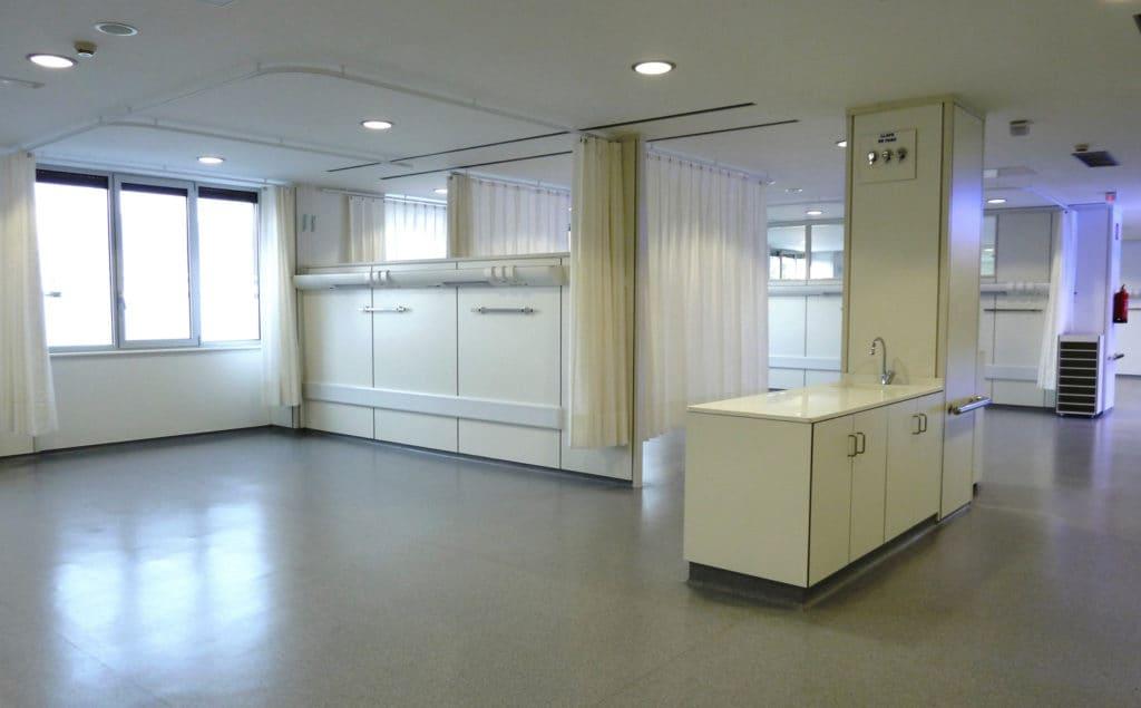 Hospital de día en Galdakao - Box